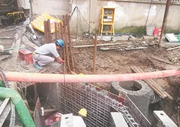 许厝埕巷增设雨水箱涵 花巷恢复建筑原貌