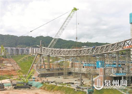德化县六个方面推进城市建设品质提升工作