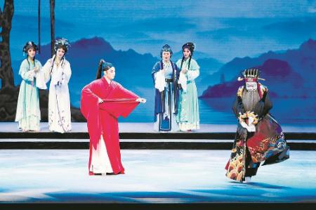 田汉戏剧奖评选揭晓 闽剧《龙台驸马》获剧本一等奖