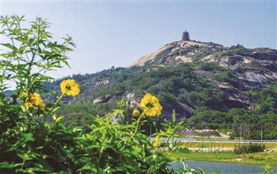 宝盖山被评定为国家4A级旅游景区 成为石狮第一家